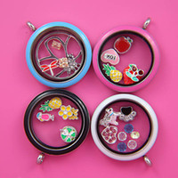 Cheap Lockets Floating Locket Best Trendy Women's Finished Floating Locket