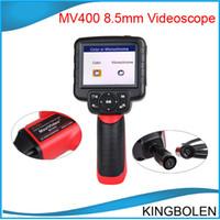 Wholesale DHL Autel MaxiVideo MV400 Digital Videoscope with mm Diameter Imager Head Inspection