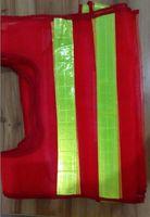 Wholesale 4 kinds of color cheap best reflective vest safety vest reflective vest highways sanitation reflective vest highway safety vest