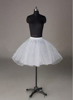 Crinoline ballet petticoat - In Stock Layer Short Ballet Skirt Crinoline Petticoats White Underskirt Slips Hoop Little Petticoat Cheap But High Quality
