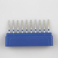 Wholesale 100 Dental Burs High Speed Low Speed Handpiece bur TF L12 TF L14 TR L12 TR L14 TC L19 CF L19 CF L28 CF L31 CF L32 SF L12 BR L31