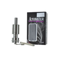 Cheap Fogger V4 Atomizer with Dual Coil SS Black Tank Vaporizer Rebuildable Atomizer Updated Fogger V2 v3 Kayfun lite Taifun GT
