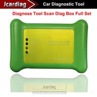 Cheap Car Diagnostic Tool  scan diag box Best For BMW carecar diag box scan