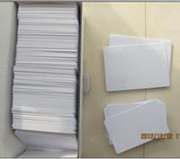 Wholesale 230pcs Inkjet Printable blank PVC card for Espon printer Canon printer