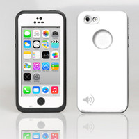 Wholesale 2014 New Waterproof Case Redpepper Water Proof Case Cover Shockproof for iphone4S C S Free DHL