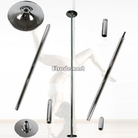 Accessories Silver  New Portable Dancing Pole, Training Silver Pole With Tools ,Stripper Pole, Dance Games, Dance Club #005 14987