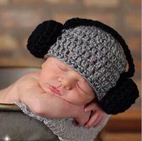 Cheap Boy Baby Hat Best Winter Crochet Hats Children Hat