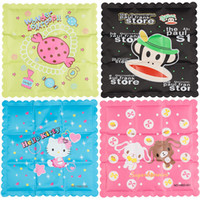 Wholesale T multifunction cartoon ice pad cool summer cool car seat cushion necessary a generation of fat