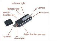 Cheap Free shipping Mini New USB Camera Voice Recorder Disk video record Camcorder DVR Camera Hidden DV U8