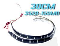 Wholesale 10pcs cm SMD White Red Blue Color Waterproof Flexible LED Strip cm Length Car Strip