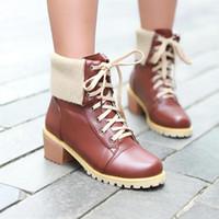 Wholesale Autumn Women Shoes Winter Boots New Arrive Pumps High Heels Cool Ankle Boots