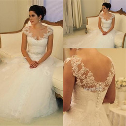 Fashionable White Long Married Wedding Dresses A Line Sweetheart Backless Women Sexy Bridal Gowns Dress To Floor