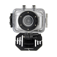 Wholesale Newest arrival HD Extreme Sports Action Camera Waterproof Sports Video Camera Camcorder DV X digital zoom inch free ship