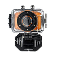 Wholesale New arrival HD Extreme Sports Action Camera Waterproof Sports Video Camera Camcorder DV X digital zoom inch