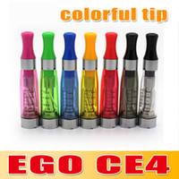 Colourful Cartridge eGo CE4 Atomizer for Electronic Cigarett...