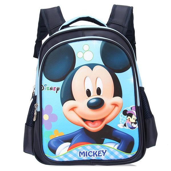 MICKEY Mouse Minnie Mouse 35cm Girls Boys Shoulders Bag Rucksack ...