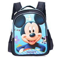Backpacks Nylon Men MICKEY mouse Minnie mouse 35cm girls boys Shoulders bag Rucksack School Bags Backpack