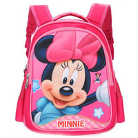 Backpacks Nylon Men MICKEY mouse Minnie mouse princess 35cm girls boys Shoulders bag Rucksack School Bags Backpack