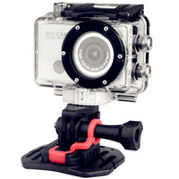 5.0 - 9.9MP action ir cameras - Gopro Hero3 Style Action Sport waterproof Camera with Wifi Support Control by Phone Tablet P Full HD IR Remote Control