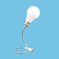 Indoor Lighting Book Lights USB Bulb Lamp 100pcs lot