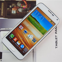 Wholesale Quad Core I9600 S5 Air Gesture inch smart Mobile cell phone Mtk6582 G WCDMA GPS