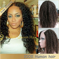 cheap short natural kinky curly wig discount miku curly
