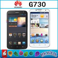 Huawei G730 Quad Core MTK6582 Emotion UI 2. 0 Dual Sim 5. 5Inc...