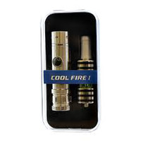 Silver Metal Innokin Innokin Cool Fire 1 Electronic Cigarette Cool Fire1 With iClear 30B Clearomizer Innokin coolfire 1 Stock Offer From Sino-cig In Shenzhen