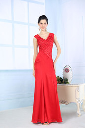 Wholesale HOT SALE Prom Dresses Mermaid V Neck Floor Length Long Prom Dress Women s Dresses Sexy Vinyl Dress Bodycon Dress Maxi Dress in Stock