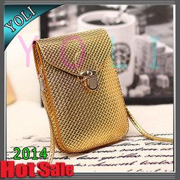 Wholesale Hot Sale Small Women Messenger bags mini Shoulder Bags mobile phone bag zipper coin purse clutch Handbag GG3