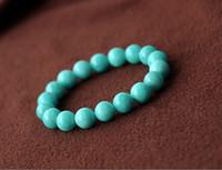 amazon beaded bracelets - A malachite green natural amazonite bracelet Amazon mozambique amazonite