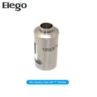 Wholesale Aspire Mini Nautilus Stainless Replacement Tube ml Capacity with T Window Sleeve