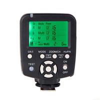 For Canon canon camera - Yongnuo YN560 TX Wireless Flash Controller and Commander for YN III YN TX YN560TX Speedlite for Canon DSLR Cameras D1275