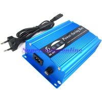 Wholesale Full KW Power Energy Electricity Saver Equipment Saving Box Up to Money With EU Standard AC Power Adapter Plug in Retail Package