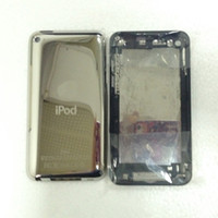 Wholesale for Black White ipod touch gb gb Battery Back Cover Housing Replacement Parts Free DHL
