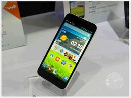 Wholesale Original ZTE V967S Quad Core android Phone Mtk6589 GB GB mp Cam Multi Language Inch IPS x540 smartphone