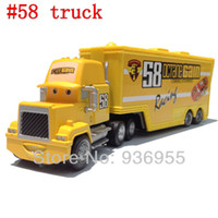Wholesale pixar cars Toys Diecast metal Mack cars Octane Gain No truck Hauler classic toys Model Toys gt Diecast Cars amp Model Vehi