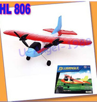 Helicopter Electric 2 Channel 2013 New Sea gull RTF 2CH HL806 rc airplane radio remote control - Firecabbage