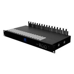 Wholesale New arrivel Ejointech port sim cards voip gsm modem sip Gateway with IMEI Changing ACOM532G