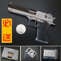 Wholesale Metal toy pistol gun model alloy cf1 cs1 disassembly ball guns model drop shipping Model Toys gt Diecast Cars Model