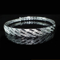 Wholesale 2016 Hot Bracelet silver plating platinum bracelet bracelet fashion mantianxing vintage bracelet Popular bracelets