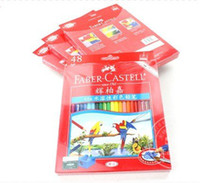 Wholesale watercolor pencil color pencil Faber Castell Water soluble High quality