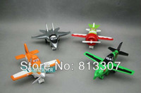 plastic plane - set New Planes Dusty Plastic Aircraft Pull Back Plane inch