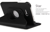 samsung galaxy tab - 360 Degree Rotating Magnetic Smart PU Leather Stand Case Cover For Samsung Galaxy Tab P3200 Tab Lite T110 Tab T230 case
