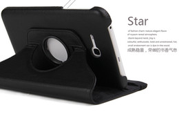 Wholesale 360 degree Rotating Leather stand Case for ipad air air mini Retina Samsung galaxy tab lite tab s Tab A t350 t550