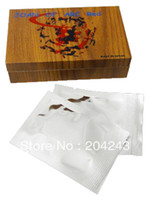 Wholesale HKPOST sets Joan of ARC Red Artifical Hymen Back to Virgin box Wooden Packing Made In Japan