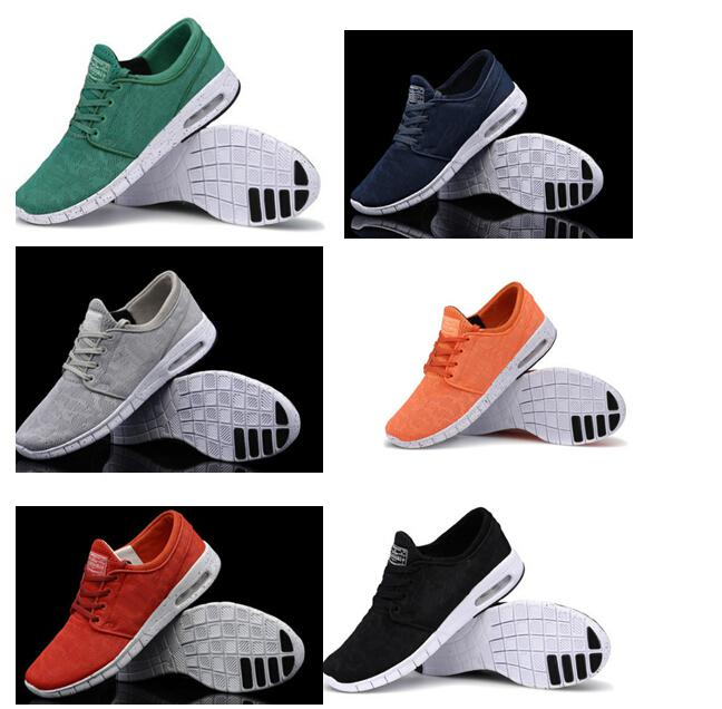 Buy 2015 New Design Men Women Shoes many Colors SB Stefan Janoski