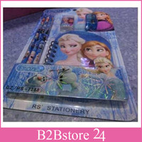 200sets 2014 Children Grils Study Accessories Child Frozen S...