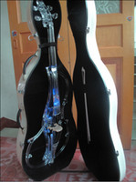Fir cello electric cello - 2015 New Arrival Fashion Design Crystal Electric Cello with Excellent Sound Quality and High Quality Fittings