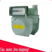 Wholesale Diaphragm Gas Meter G2 Aluminum frame